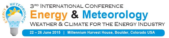 ICEM 2015 event banner