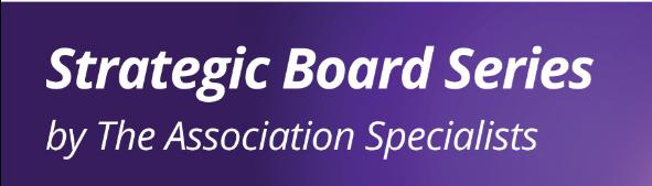Strategic Board Series Banner