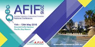 AFIF 2016 banner
